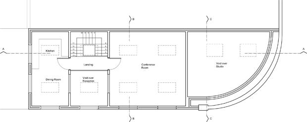 Hatcher-Prichard-Architects-Bristol-Cardiff_HPA-Studio_First-Floor