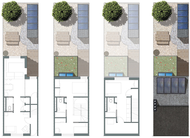 Redesigning The Welsh Terrace Rsaw Winner Hatcher Prichard