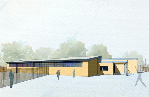 hatcher-prichard-architects-bristol-cardiff_briarwood-sen-secondary-nexus_playground-approach