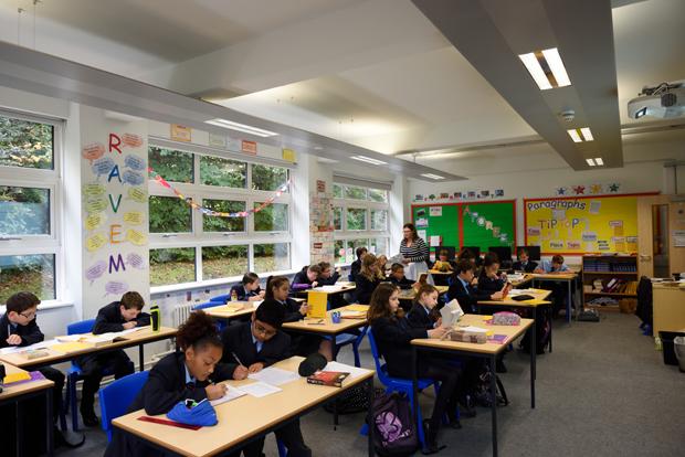 Bristol Free School Marketing Photoshoot for Simon Hatcher RIBA,