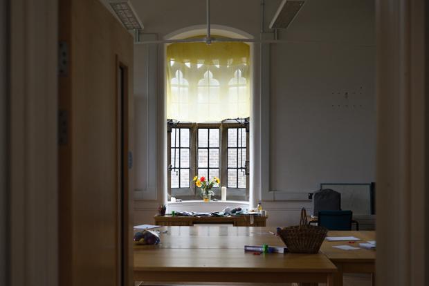 Steiner Academy Bristol Photoshoot for Hatcher Prichard Architec