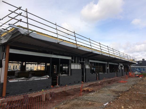 Hatcher-Prichard-Architects-Bristol-Cardiff_Adamsdown_Progress_Brick Elevation